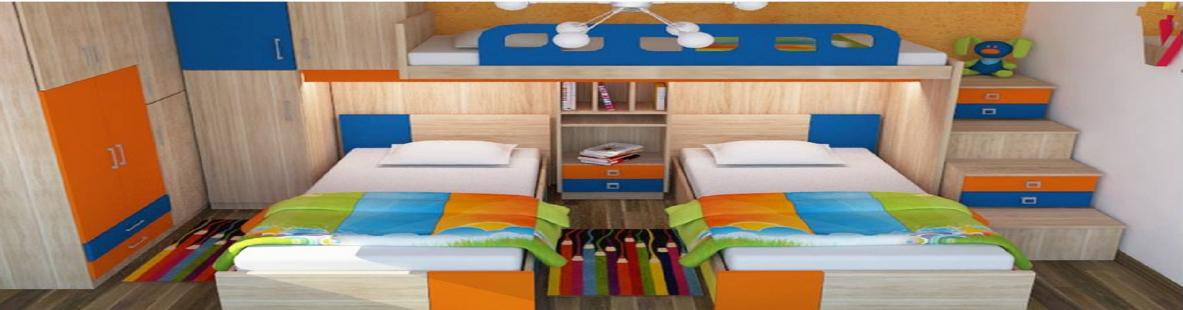 نصائح Plan&Bois لتصميم غرف أطفالكم