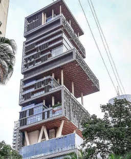 مدينة الفقراء تضمّ أغلى منزل في العالم