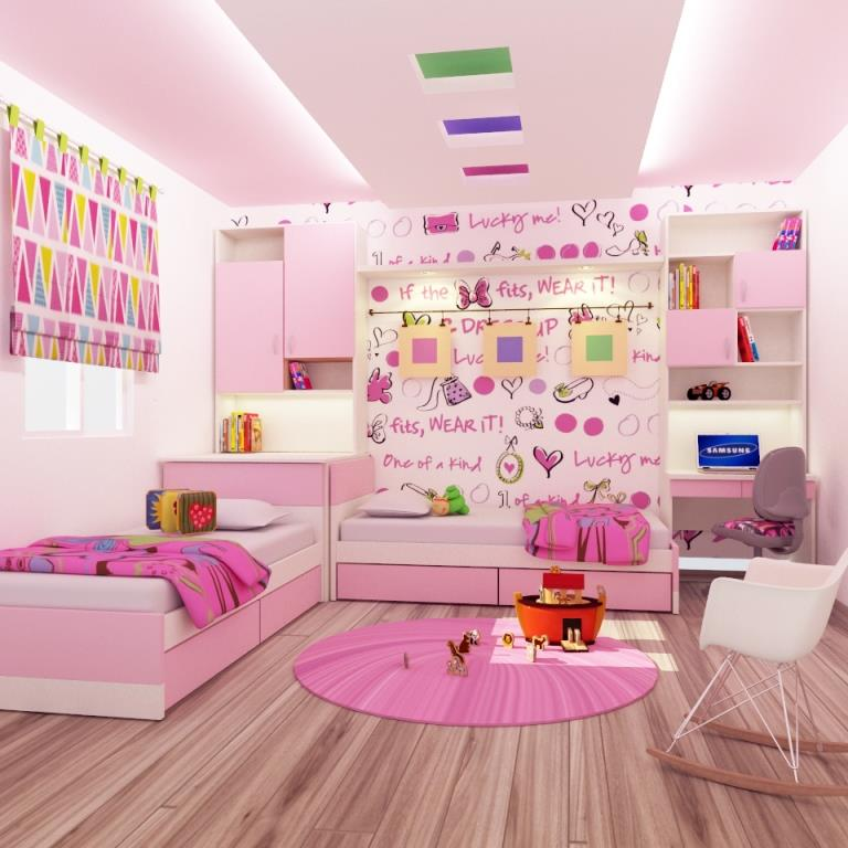 How TO Design A Kid Room?