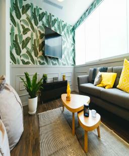 20 Uniquely Fresh Living Room Color Ideas