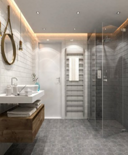 8 Split Bathroom Designs Ideas to Enhance Your Home