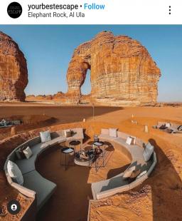 Visiting the Architectural Design Delight Of Saudi Arabia: Al Ula
