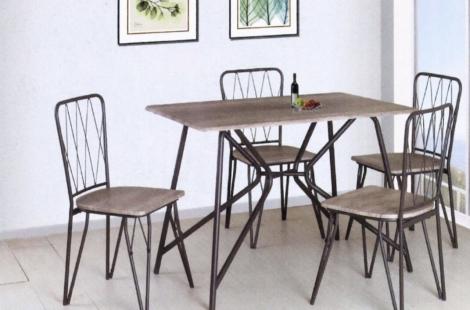 N804 dining set