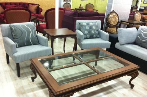 Furniture for Salon