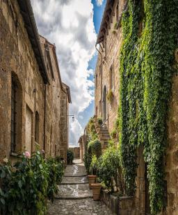 لمنازل البحر المتوسط سحرها الخاص