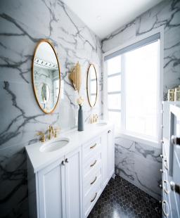 5 نصائح من الخبراء لتصميم حمام أفضل