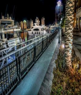 Porto Arabia, Board Walk